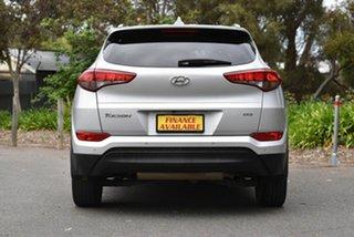 2017 Hyundai Tucson TL2 MY18 Elite AWD Silver 6 Speed Sports Automatic Wagon