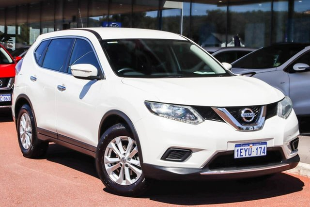 Used Nissan X-Trail T32 ST X-tronic 2WD Gosnells, 2016 Nissan X-Trail T32 ST X-tronic 2WD White 7 Speed Constant Variable Wagon