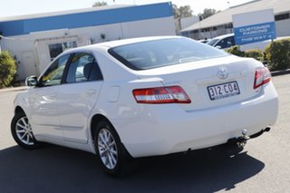 2011 Toyota Camry ACV40R Altise Diamond White 5 Speed Automatic Sedan.
