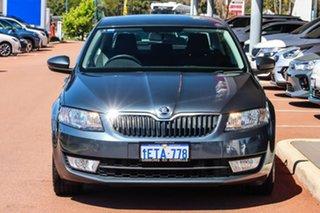 2014 Skoda Octavia NE MY15 Ambition Sedan DSG 103TSI Grey 7 Speed Sports Automatic Dual Clutch.
