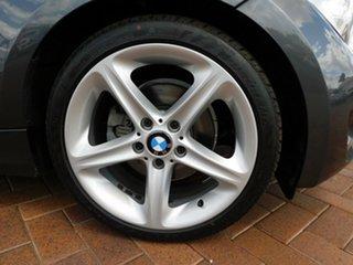 2012 BMW 1 Series E82 LCI MY0312 125i Steptronic Grey 6 Speed Sports Automatic Coupe