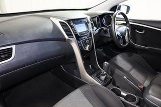 2013 Hyundai i30 GD Active Silver 6 Speed Manual Hatchback