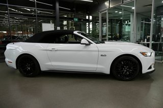 2017 Ford Mustang FM 2017MY GT SelectShift White 6 Speed Sports Automatic Convertible