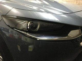 2020 Mazda CX-30 DM4WLA G25 SKYACTIV-Drive i-ACTIV AWD Astina Blue 6 Speed Sports Automatic Wagon