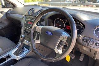 2014 Ford Mondeo MC LX TDCi White 6 Speed Direct Shift Wagon