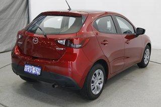 2019 Mazda 2 DJ2HA6 Neo SKYACTIV-MT Soul Red 6 Speed Manual Hatchback