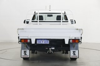 2020 Ford Ranger PX MkIII 2020.75MY XL White 6 Speed Manual Single Cab Chassis