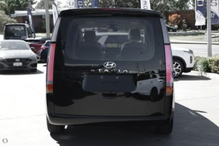 2021 Hyundai Staria US4.V1 MY22 Highlander AWD Black 8 Speed Sports Automatic Wagon.