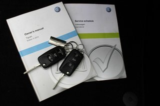 2015 Volkswagen Tiguan 5N MY15 118TSI 2WD White 6 Speed Manual Wagon
