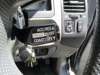 2006 Mitsubishi Pajero NP MY06 GLX Grey 5 Speed Sports Automatic Wagon
