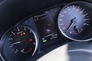 2017 Nissan Qashqai J11 Series 2 N-TEC X-tronic Pearl Black 1 Speed Constant Variable Wagon