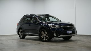 2018 Subaru Outback B6A MY18 3.6R CVT AWD Dark Blue 6 Speed Constant Variable Wagon.