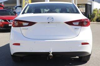 2016 Mazda 3 BM5278 Maxx SKYACTIV-Drive Snowflake White Pearl 6 Speed Sports Automatic Sedan