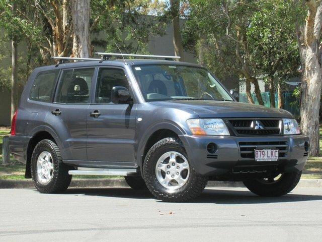 Used Mitsubishi Pajero NP MY06 GLX, 2006 Mitsubishi Pajero NP MY06 GLX Grey 5 Speed Sports Automatic Wagon