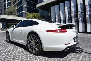 2014 Porsche 911 991 Carrera S White 7 Speed Sports Automatic Dual Clutch Coupe