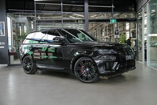 2019 Land Rover Range Rover Sport L494 19.5MY SDV8 HSE Dynamic Black 8 Speed Sports Automatic Wagon.