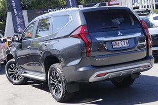 2021 Mitsubishi Pajero Sport QF MY21 Exceed Graphite Grey 8 Speed Sports Automatic Wagon.