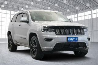 2020 Jeep Grand Cherokee WK MY20 Night Eagle Billet 8 Speed Sports Automatic Wagon.