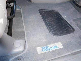 2011 Kia Grand Carnival VQ MY12 S Blue 6 Speed Sports Automatic Wagon
