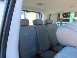 2013 Hyundai iMAX TQ Silver 4 Speed Automatic Van