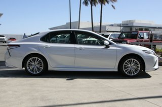 2019 Toyota Camry ASV70R SL Frosted White 6 Speed Sports Automatic Sedan