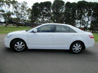 2008 Toyota Camry ACV40R 07 Upgrade Altise White 5 Speed Automatic Sedan