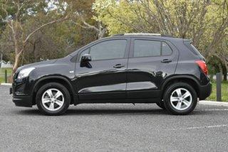 2016 Holden Trax TJ MY17 LS Black 6 Speed Automatic Wagon