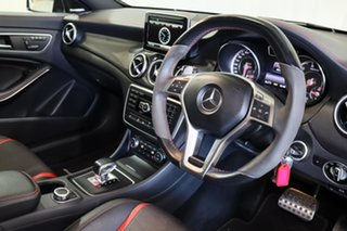 2013 Mercedes-Benz CLA-Class C117 CLA45 AMG SPEEDSHIFT DCT 4MATIC White 7 Speed