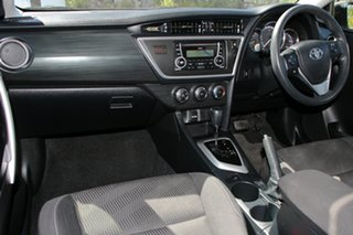 2014 Toyota Corolla ZRE182R Ascent S-CVT Glacier White 7 Speed Constant Variable Hatchback