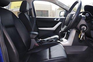 2013 Mazda BT-50 UP0YF1 GT Aurora Blue 6 Speed Sports Automatic Utility