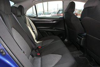 2020 Toyota Camry Axvh70R Ascent Lunar Blue 6 Speed Constant Variable Sedan Hybrid
