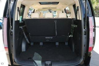 2021 Hyundai Staria US4.V1 MY22 Highlander AWD Black 8 Speed Sports Automatic Wagon