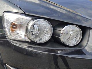 2016 Holden Barina TM MY16 CD Black 6 Speed Automatic Hatchback.