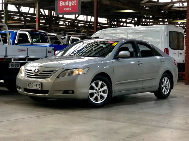 Used Toyota Camry ACV40R Ateva Mile End South, 2008 Toyota Camry ACV40R Ateva Grey 5 Speed Automatic Sedan