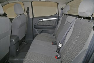 2014 Holden Colorado RG MY14 LX Crew Cab Silver 6 Speed Manual Utility