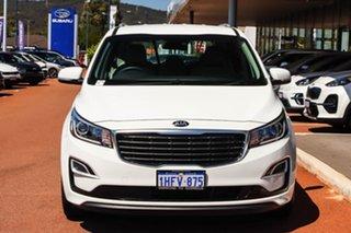 2020 Kia Carnival YP MY20 S White 8 Speed Sports Automatic Wagon.