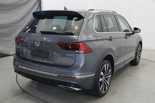 2019 Volkswagen Tiguan 5N MY19.5 162TSI DSG 4MOTION Highline Indium Grey 7 Speed
