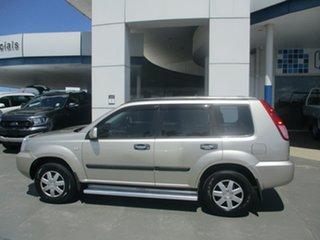 2007 Nissan X-Trail T30 MY06 ST (4x4) Gold 4 Speed Automatic Wagon.
