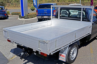 2014 Ford Ranger PX XL Black 6 Speed Manual Cab Chassis