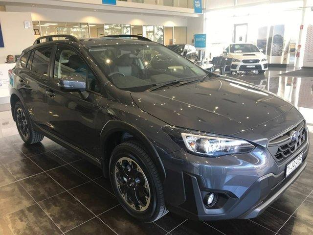 Demo Subaru XV G5X MY21 2.0i Lineartronic AWD Liverpool, 2021 Subaru XV G5X MY21 2.0i Lineartronic AWD Magnetite Grey 7 Speed Constant Variable Wagon