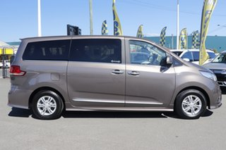 2020 LDV G10 SV7A Executive Bronze Metallic 6 Speed Sports Automatic Wagon