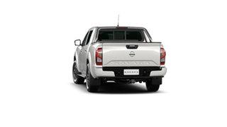 2021 Nissan Navara D23 Dual Cab ST-X Pick Up 4x4 White Pearl 6 Speed Manual Utility