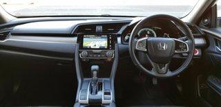2016 Honda Civic MY16 VTi-LX White Continuous Variable Sedan