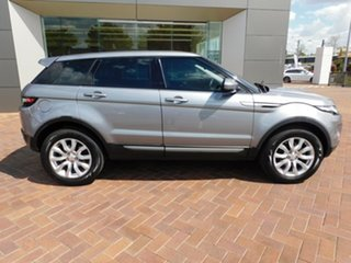 2014 Land Rover Range Rover Evoque L538 MY14 TD4 Pure Orkney Grey 9 Speed Sports Automatic Wagon.