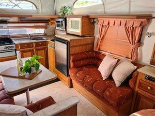 2005 Coromal ENVAIR Caravan