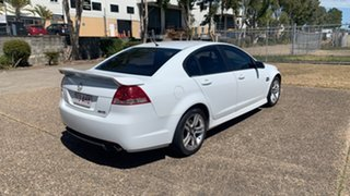 2007 Holden Commodore VE SV6 White 5 Speed Automatic Sedan.