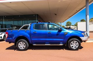 2013 Ford Ranger PX XL Blue 6 Speed Manual Utility