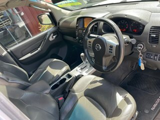 2014 Nissan Navara D40 S7 Titanium 5 Speed Sports Automatic Utility