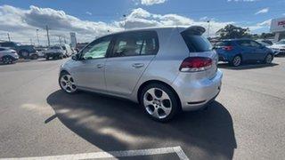 2012 Volkswagen Golf VI MY13 GTI DSG Silver 6 Speed Sports Automatic Dual Clutch Hatchback