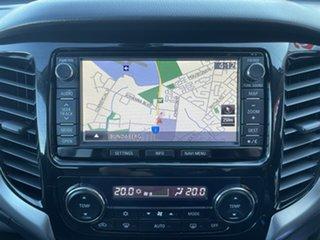 2015 Mitsubishi Triton MQ MY16 Exceed Double Cab Grey 5 Speed Sports Automatic Utility.